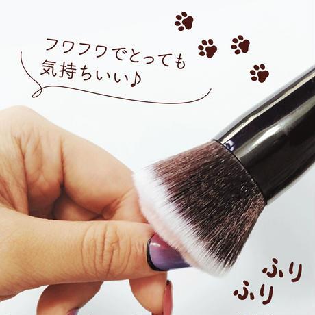 5月15日発売☆KiraNail にくきゅうブラシ ブラック/ピンク