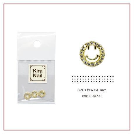 5月1日発売☆KiraNail ニコチャンストーンパーツ