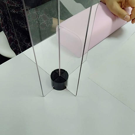 ネイルサロン用スニーズガード 飛沫対策ボード
