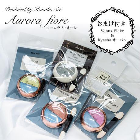 3月29日発売☆KiraNail Hanako Spring Set【オーロラフィオーレ】期間限定商品!!
