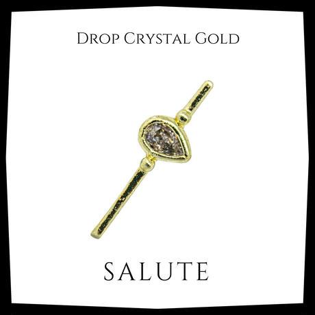 2月1日発売☆KiraNail サリュー ドロップクリスタル ゴールド