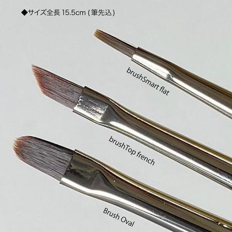 埜藤理恵プロデュースRenee Gel Professional Brush NewType登場!!