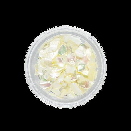 3月15日発売☆KiraNail ニュアンスシェル L ホワイト/ベージュ