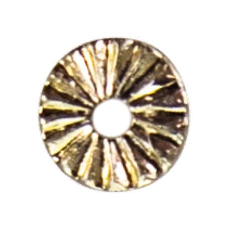 KiraNail GIZAMARUホワイトゴールド4mm