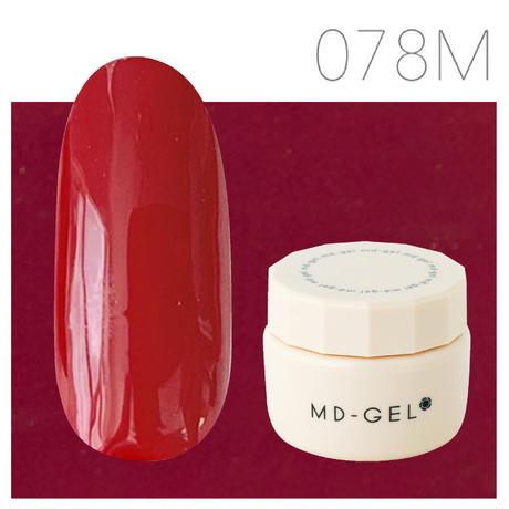 MD-GEL カラージェル 078M 3g