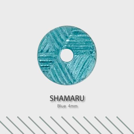 10月1日発売☆KiraNail SHAMARU ロイヤルブルー 4mm