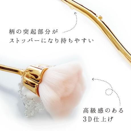 6月1日発売☆KiraNail ダストブラシ ローズ ピンク