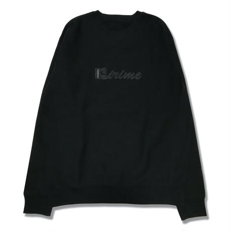 Coffee Logo Swearshirt  <Black>