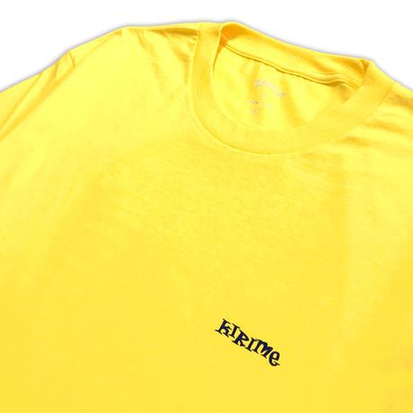 Morning S/S Tee <Yellow>