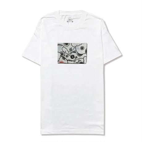Canvas S/S Tee <White>