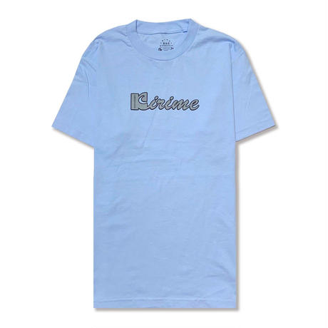 Coffee Logo S/S Tee <P.BLUE>