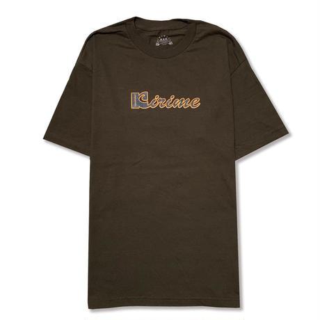 Coffee Logo S/S Tee <Brown>