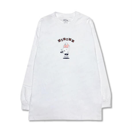 That's Too Late L/S Tee (Cock Ver.)