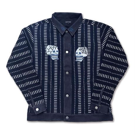 Flip Jacket <Navy>
