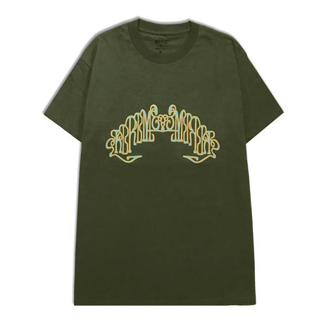 Arch Logo S/S Tee <Military Green>