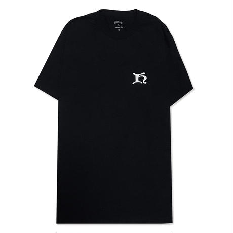 That's Too Late S/S Tee (Fire Ver.)  <Black>