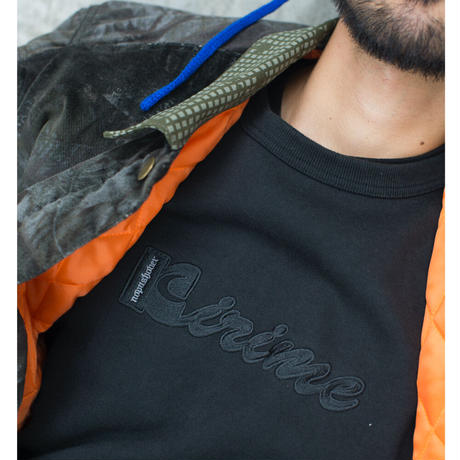 Coffee Logo Swearshirt  <Black>