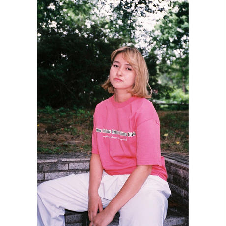 Layer Logo  S/S  Tee