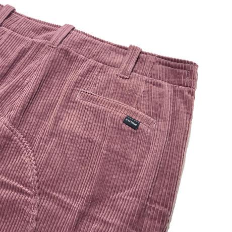 Corduroy Cargo Short Pants <S.Pink>