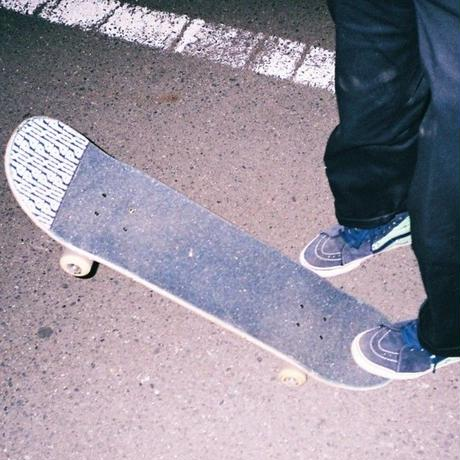 Upup Cut Grip Tape <White & Black>