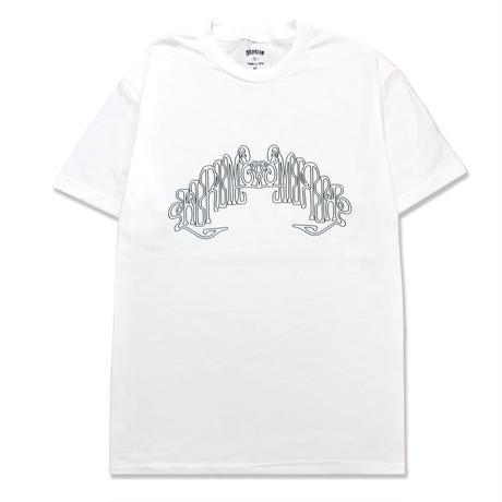 Arch Logo S/S Tee <White>