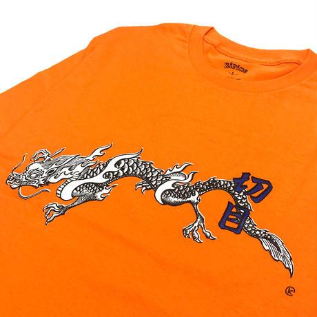 Draco S/S Tee  <Orange>