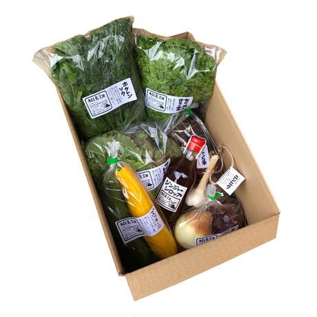 野菜とシロップお試しセット