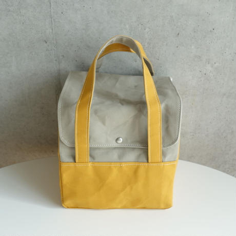 MigratoryBag 【S】SandBeige×YellowOcher