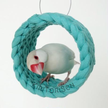 ホヨヨ ボール  turquoise green