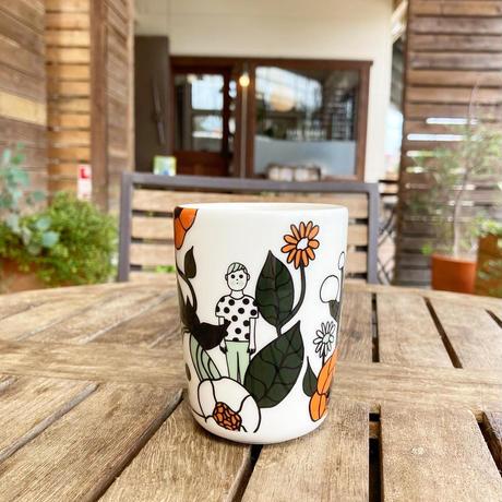 52219-4-71102 (10) marimekko Marikyla コーヒーカップセット