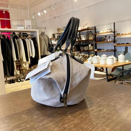 TAMPICO (タンピコ) LEONARD XS bag cotton stone wash col.MILK