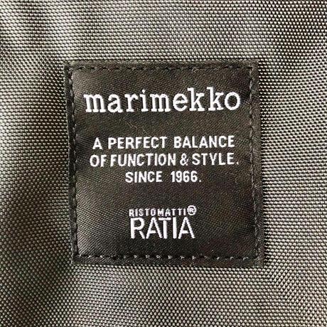 marimekko CASH&CARRY ショルダーバッグ col.98 GY