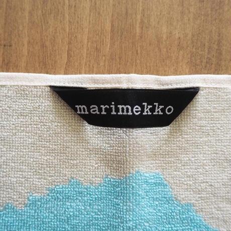52219471152/31 marimekko Unikko ゲストタオル