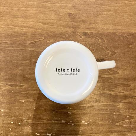 tete a tete とりマグカップ