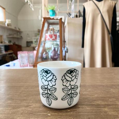 【日本限定】marimekko Vihkiruusu コーヒーカップセット 49