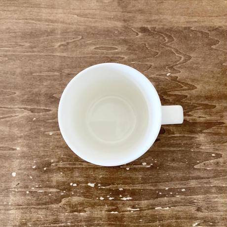 marimekko マグカップ Siirtolapuutarha(シイルトラプータルハ) col.65 BK×OR