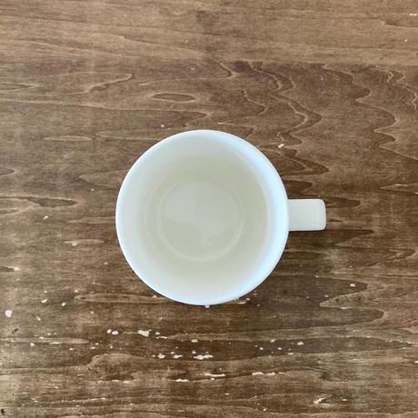 marimekko マグカップ  Puolikas  col.72 WH×PK