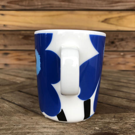 marimekko マグカップ Unikko (ウニッコ) col.35 BL