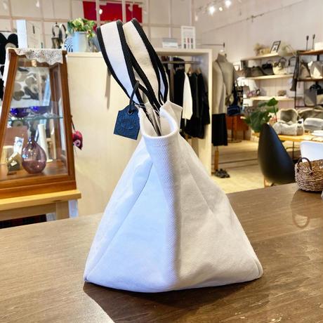 TAMPICO (タンピコ) MILA SUMMER XS bag cotton stone wash col.WH