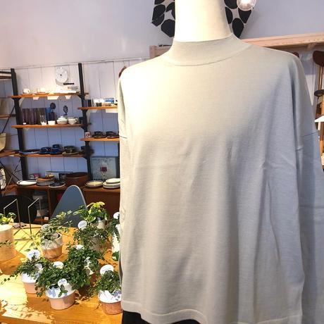 evameva  (エバムエバ) raising yarn pullover
