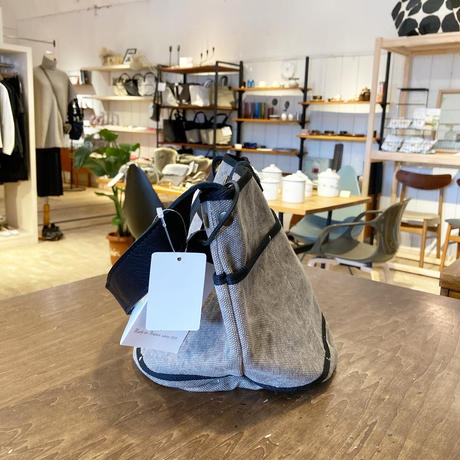 TAMPICO (タンピコ) CLINT XS bag  stone wash alt col.SILEX
