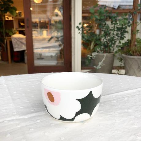 marimekko ボウル Unikko (ウニッコ) col.49 WH×GR