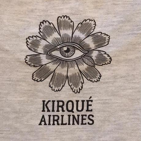 Kirqué Airlines Travel Tee
