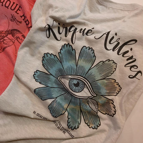 Kirqué Airlines Official Crew Tee