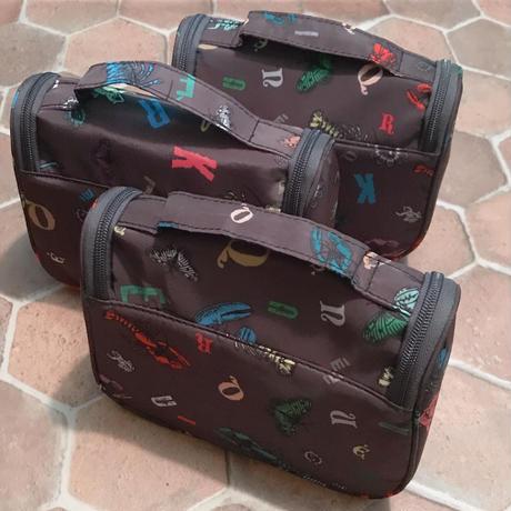 Kirqué Airlines Travel Pouch