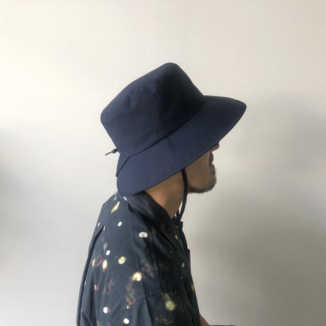 STUDIO NICHOLSON / RISSO - WIDE BRIM HAT