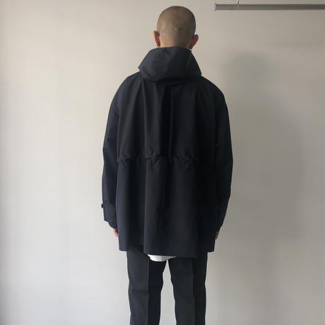 POSTELEGANT / Wool Silk Utility Coat