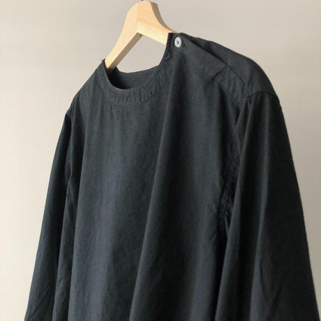 DEAD STOCK / ROMANIA MILITARY・Sleeping Shirts(over dye)①