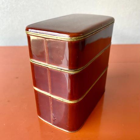 ブリキの重箱
