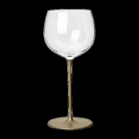 たおやか ワイングラス type B すず